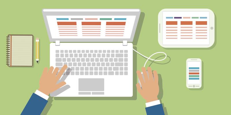 Qual a importância de ter um site responsivo ou adaptável?