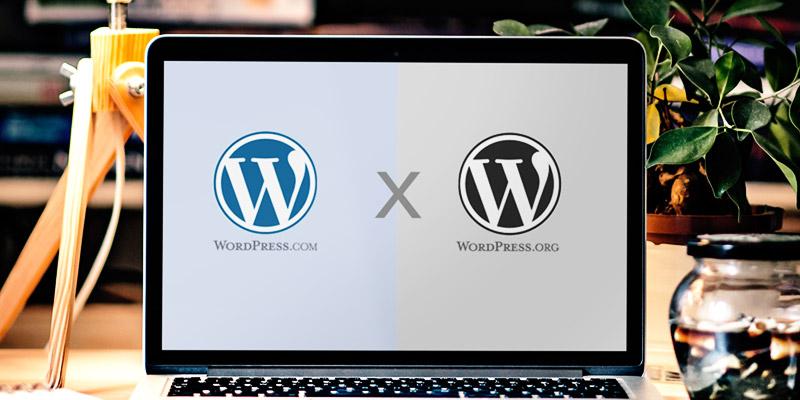 WordPress.org ou WordPress.com, qual usar? Ó dúvida cruel!