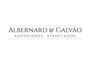 Logo para escritório de advogados Albernard & Galvão