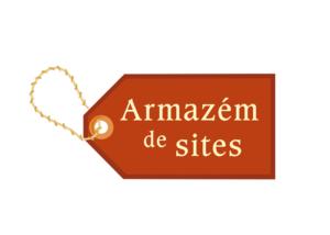 Logo para aempresa de sites Armazém de sites