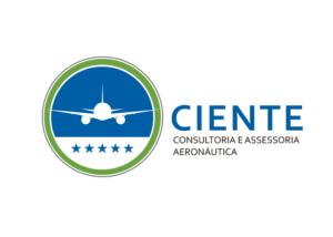 Logo para aempresa deconsultoria aeronáutica