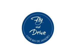 Logo paraa empresa deturismo Fly and drive