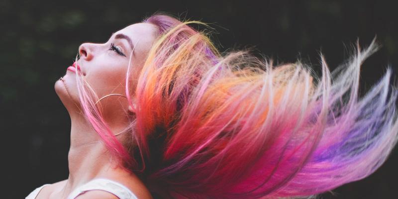 Sobre tendências: usando cor gradiente