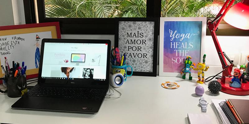 Como ter foco em home office